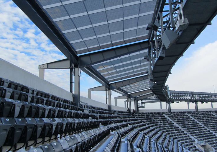 Dlr Group Used Building Integrated Photovoltaic Bipv