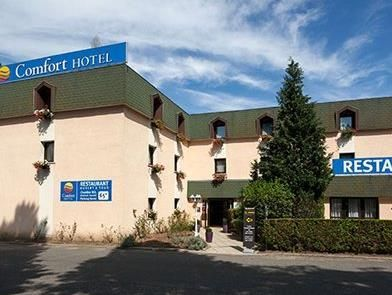 Eragny Comfort Hotel Cergy Pontoise France, Europe Comfort Hotel Cergy Pontoise is conveniently located in the popular Eragny area. The hotel offers guests a range of services and amenities designed to provide comfort and convenience. Service-minded staff will welcome and guide you at the Comfort Hotel Cergy Pontoise. Comfortable guestrooms ensure a good night's sleep with some rooms featuring facilities such as television LCD/plasma screen, internet access – wireless (complim...