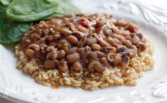 how to make black eyed peas in a crock pot