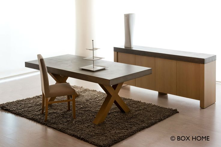 Τραπεζαρία & Μπουφές TITAN  contemporary style for dining room