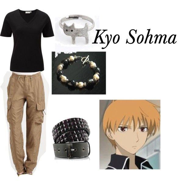 Kyo Sohma simple cosplay