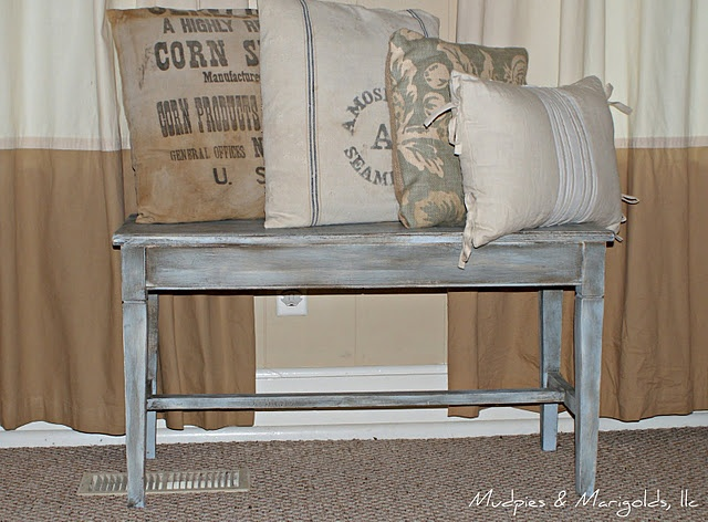 Painted Piano Bench Annie Sloan Paint Painted Benches