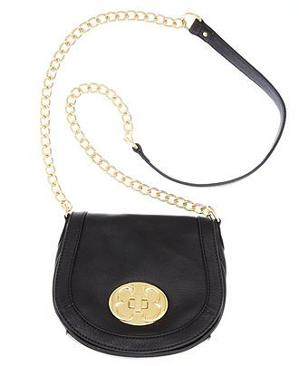 Emma Fox Handbag, Classics Flap Crossbody - Emma Fox - Handbags & Accessories - Macy's