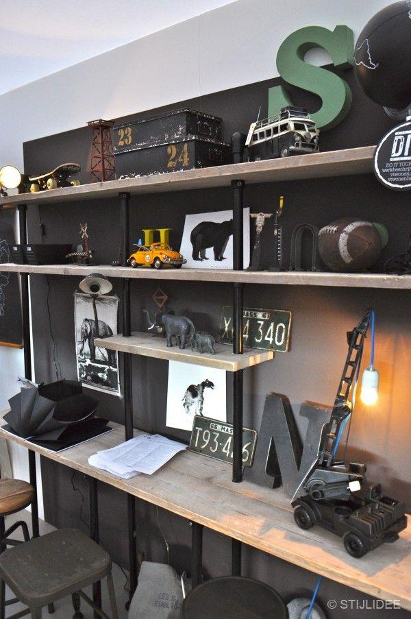 vtwonen en designbeurs 2015 | vtwonen huis | Fotografie: STIJLIDEE Interieuradvies en Styling via www.stijlidee.nl