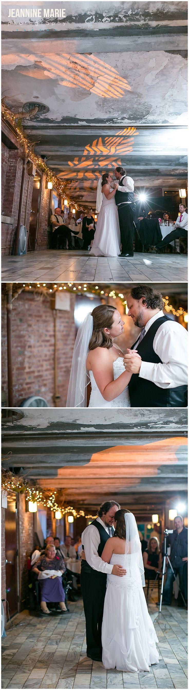 First dance at Glensheen Mansion in Duluth, MN. Photo by Minnesota wedding photographer, Jeannine Marie Photography. #duluthweddings #wedding #glensheenmansion #mansionweddings #firstdance #duluthweddingphotographer #saintpaulweddingphotographer #jeanninemariephotography
