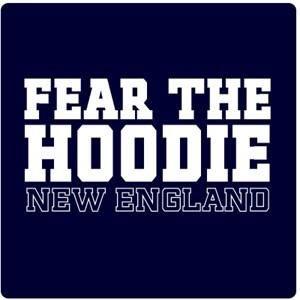 Fear the Hoodie - HAH!