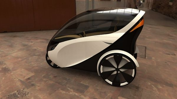 Mangalicanga 2+1 seater velomobile.Seeking for investors.