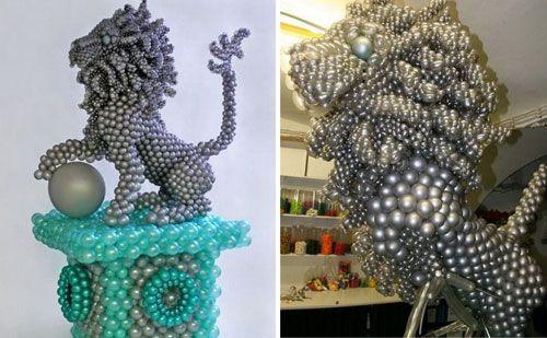 Fun of Balloon Twisting Art & Balloon Sculpture