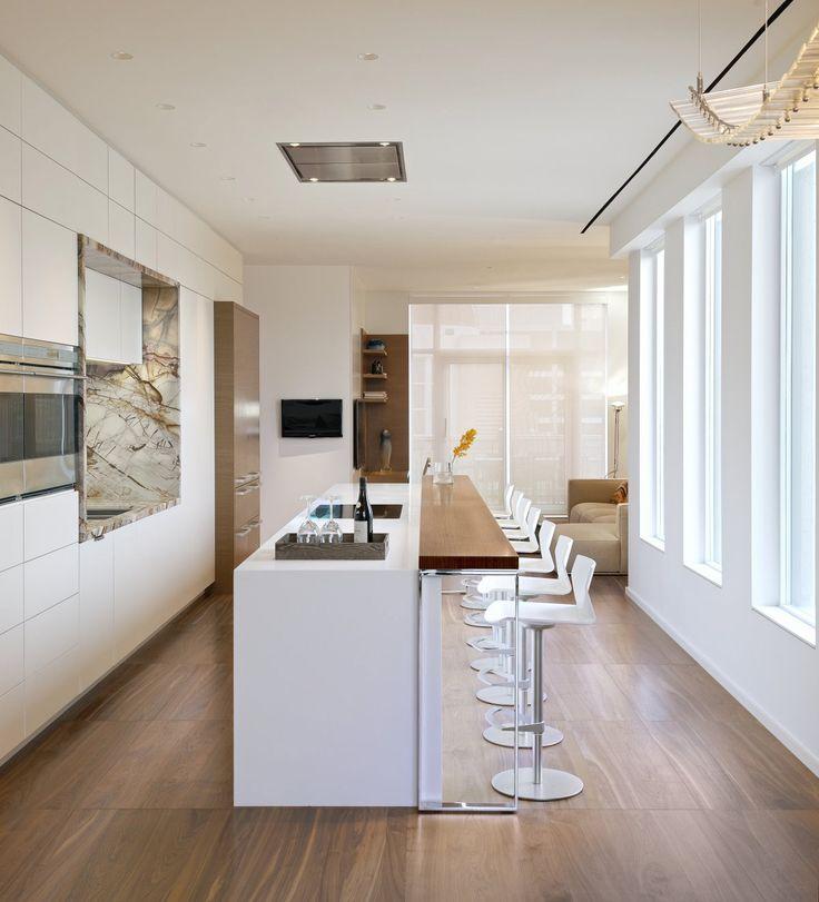 die 94 besten bilder zu cocinas minimalistas auf pinterest | deko ... - Küche Toronto