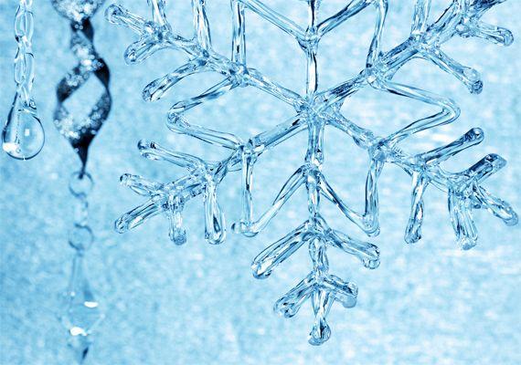 Téli hópehely háttérkép   femina.hu