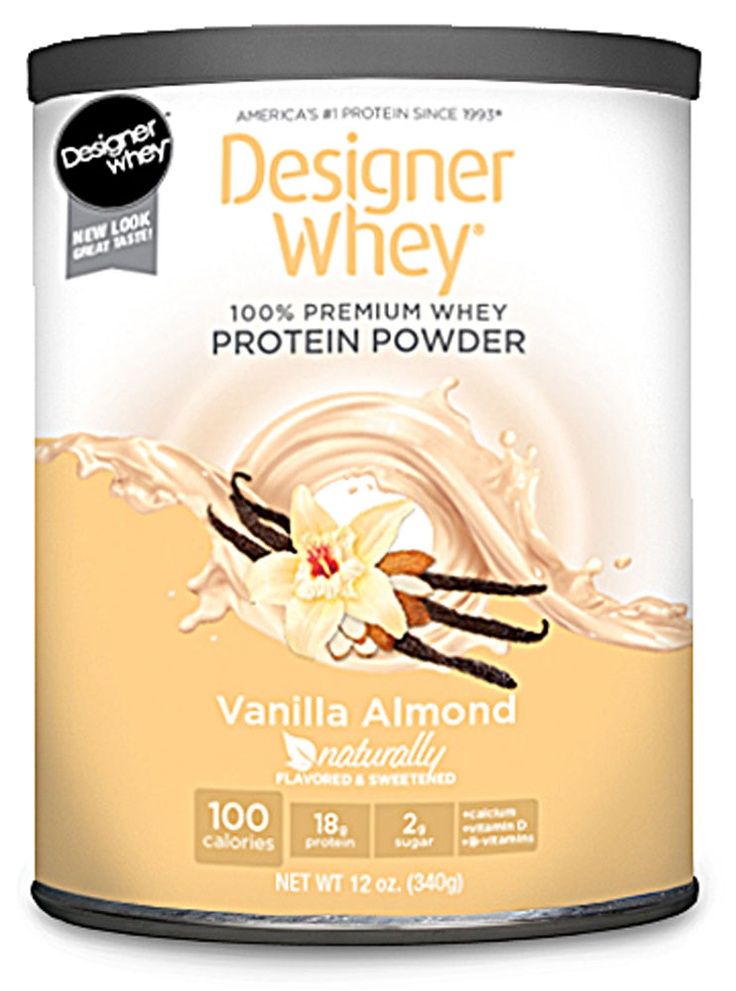 Designer Whey Protein Powder. Discount prices
