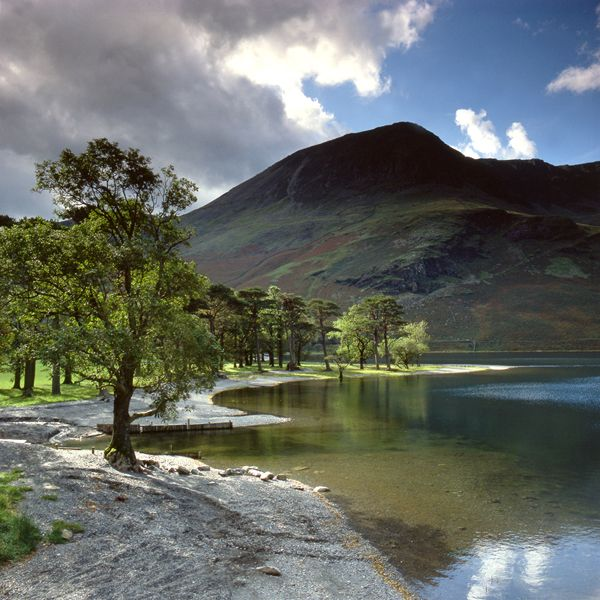 Buttermere, Cumbria, England. Happy memories, walking around here with Jake, Tess and baby Niamh.
