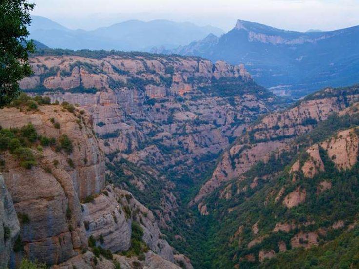 Muntanyes del Solsonès.