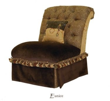 Eunice Tufted Back Chair Zimmerman By Key City Available At Homegallerystorescom