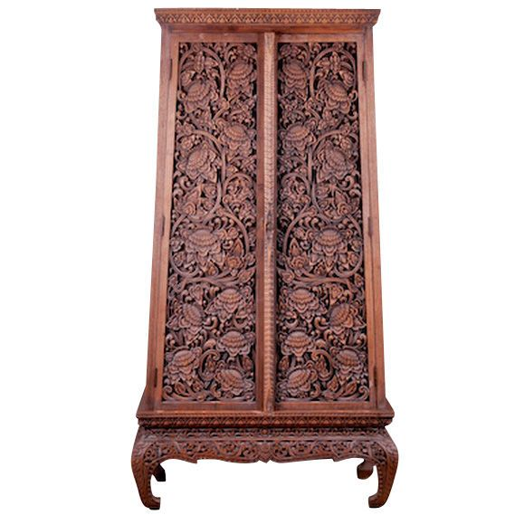 Best 25 wardrobe cabinets ideas only on pinterest for Thai furniture