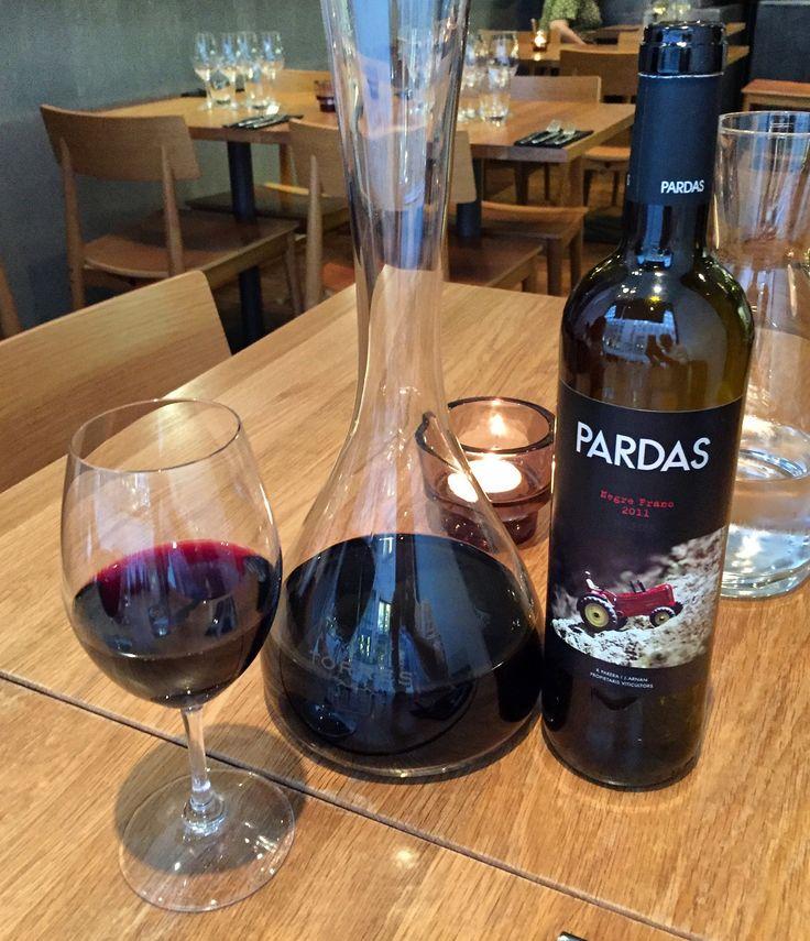 Restaurant Copas y Tapas Spanish wines
