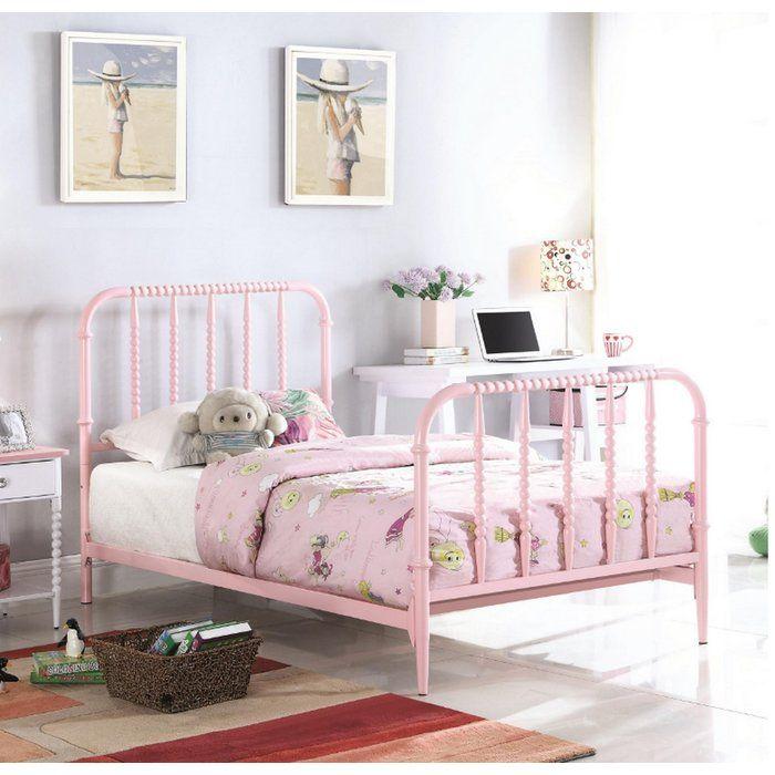 Kornegay Platform Bed Convertible Toddler Bed Kids Platform Bed