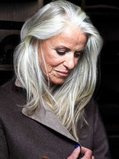 39 Best Wigs Images On Pinterest Grey Hair Hairstyle