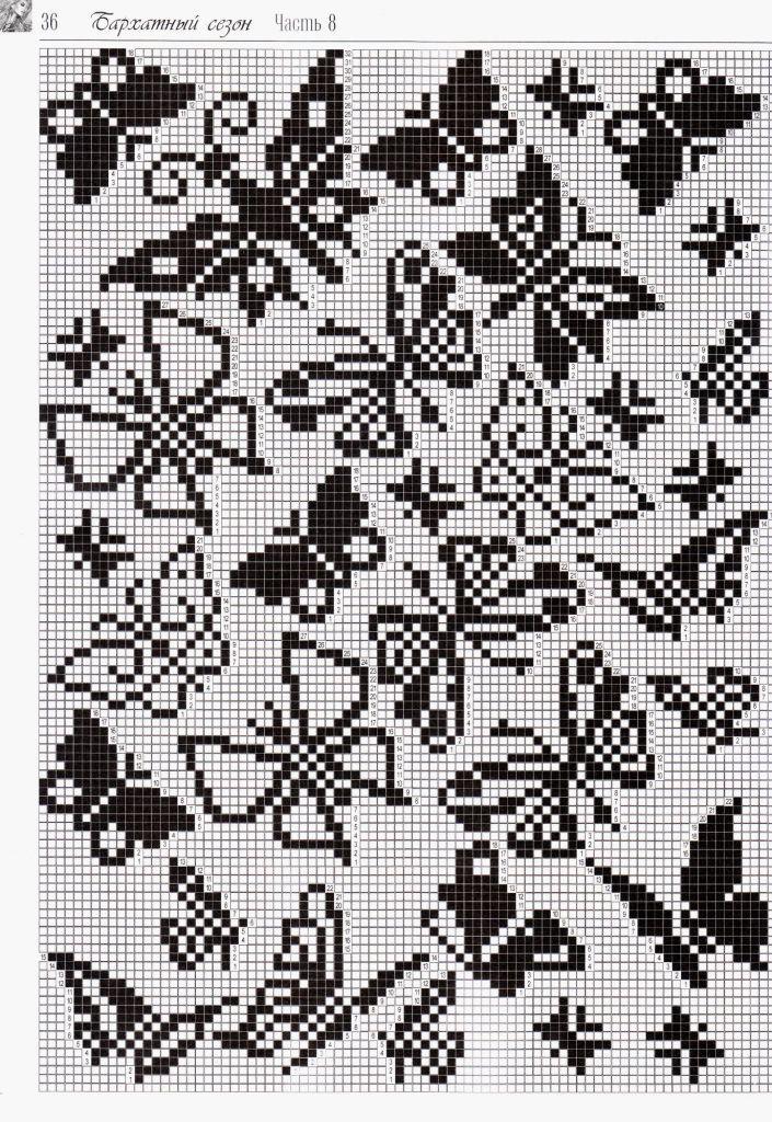 farfalle filet