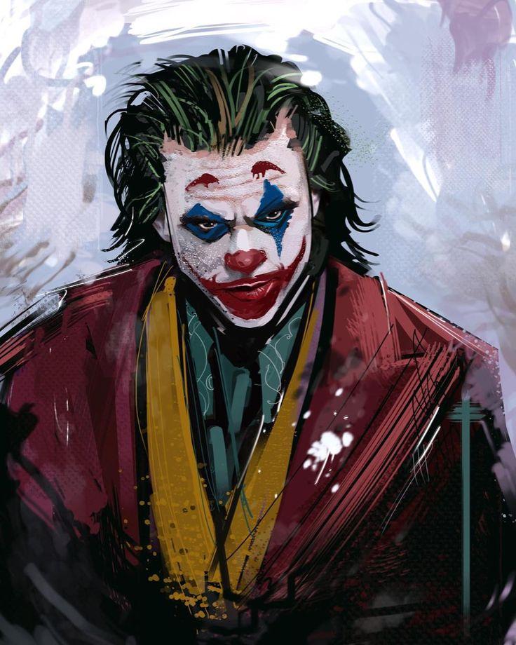 Heath Ledger in the new Joker makeup Happy October!!