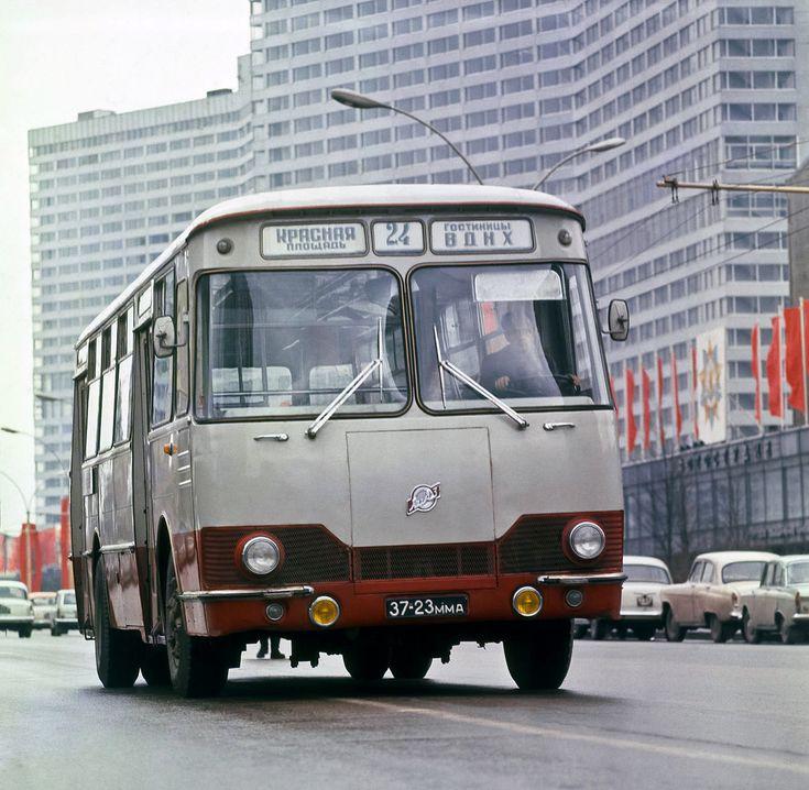 ЛиАЗ-677 '1968–82