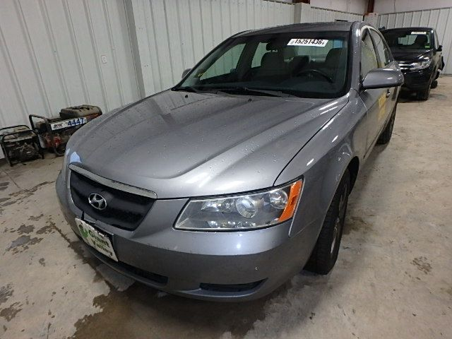 2007 #HYUNDAI #SONATA GLS 2.4L 4 for Sale at Copart Auto Auction. Register to #Bid Now