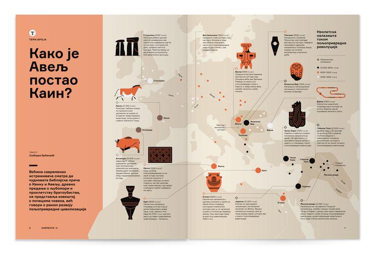 Elementi Magazine 2 – illustrations on Behance