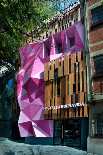 Hostel La Buena Vida/ARCO Arquitura Contemporanea
