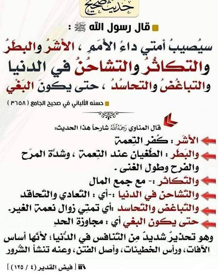 صفحة المسلم لنشر العلم النافع In 2021 Islamic Phrases Islam Facts Ahadith