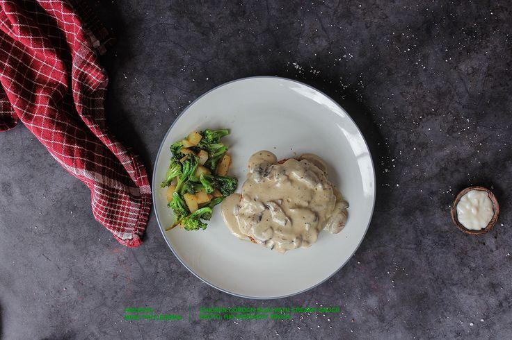 Favorite Chicken Cordon Bleu - Photo by Rio Dwisandy Simon.