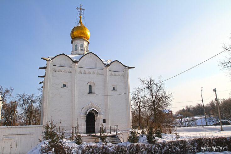 Сергиев Посад. Friday Church 1547