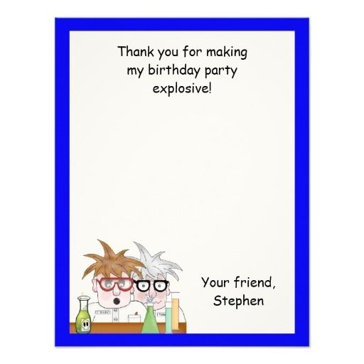 410 best Science Birthday Party Invitations images on Pinterest - invitation to a party