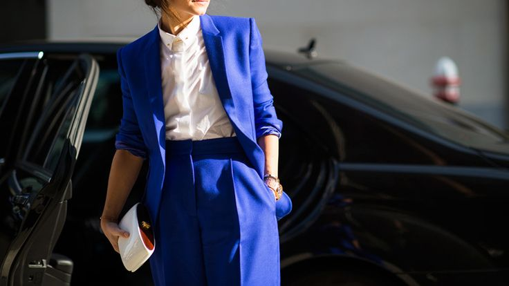 What Colors You Should—and Shouldn't—Wear to a Job Interview | StyleCaster