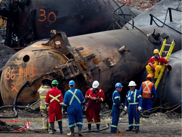 Probed after Lac-Mégantic derailment Irving Oil ordered to pay $4 million