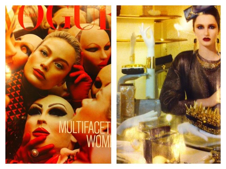 Elena Kougianou Jewelry-Vogue Italia!