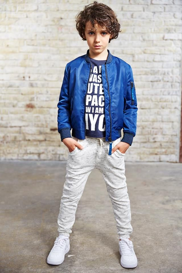 Finger in the Nose | cool bomberjacket summer 2015 #kids #fashion 2015