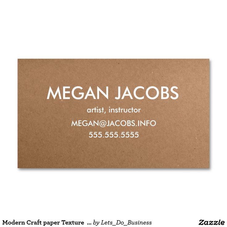 34 best Modern Business Cards images on Pinterest | Modern business ...