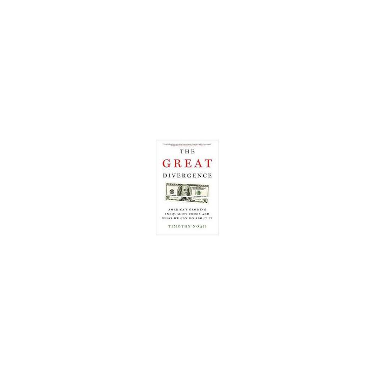 The Great Divergence (Hardcover)
