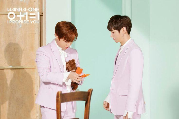 """Wanna-One - Jihoon and Jisung - """"0+1=1 (I PROMISE YOU)"""""""