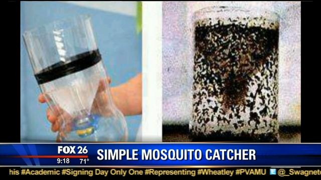 Low Cost, Homemade Mosquito Trap - Houston weather, traffic, news | FOX 26 | MyFoxHouston