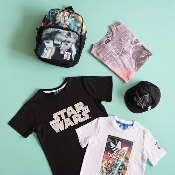 7'den 70'e Star Wars heyecanı başladı! Bizi takipte kalın…  #boyner #boyneronline #starwars #kids #çocuk #moda #adidas