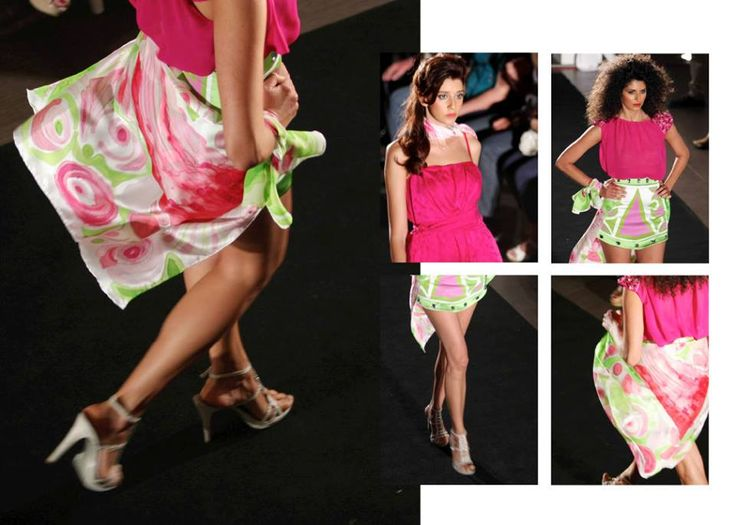 """Collezione """"SIVIGLIA"""" S/S 2014 di Carla Caroli Creative Fashion"""