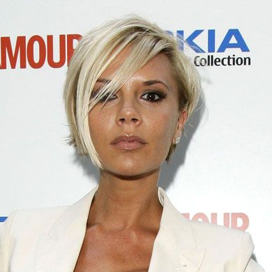 Best Victoria Beckham Hairstyles Images On Pinterest Bob - Beckham's hairstyle history
