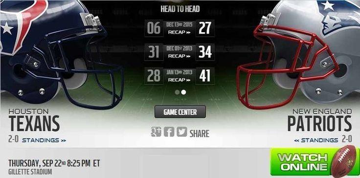 Patriots vs Texans Live Stream    more :: http://streamnflgames.com/patriots-vs-texans-live-stream/