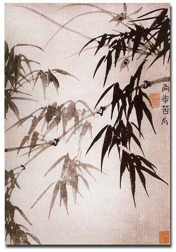 shitao_bambou1