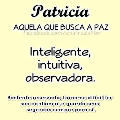 Patrícia