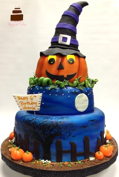 10 best images about Alexander\u0027s first birthday ideas on Pinterest - halloween decorated cakes