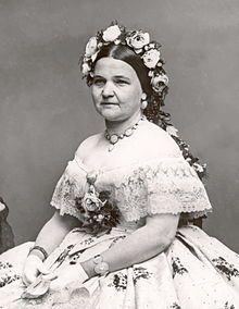 Mary Todd Lincoln met Abraham Lincoln  while staying with her sister in Springfield, IL, but she came from a wealthy family in Kentucky. Her family was symbolic of the country as a whole. While her husband was President of the United States, Mary Lincoln's brother George and her half-brothers Alexander, David and Samuel  all fought in the Confederate Army. Alexander was killed at Baton Rouge. Samuel was killed in the Battle of Shiloh. David was wounded at Vicksburg.