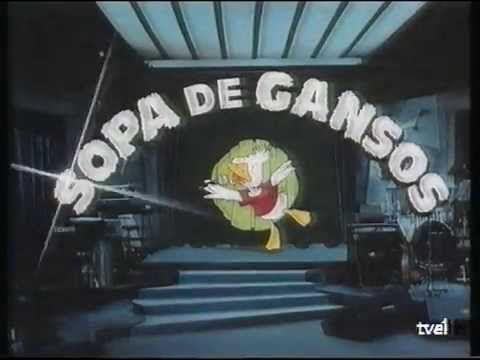 Cabecera Sopa de gansos TVE