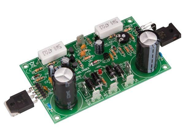 Discrete Power Amplifier 200W Electronic Kit